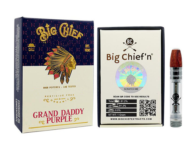 Here's What You Need to Know About Big Chief Carts